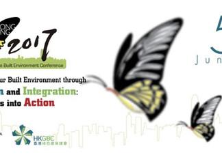 World Sustainable Built Environment Conference Hong Kong 2017