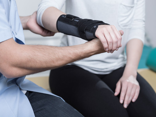 Computer-related Hand Injuries & Therapy with PLAYBALL