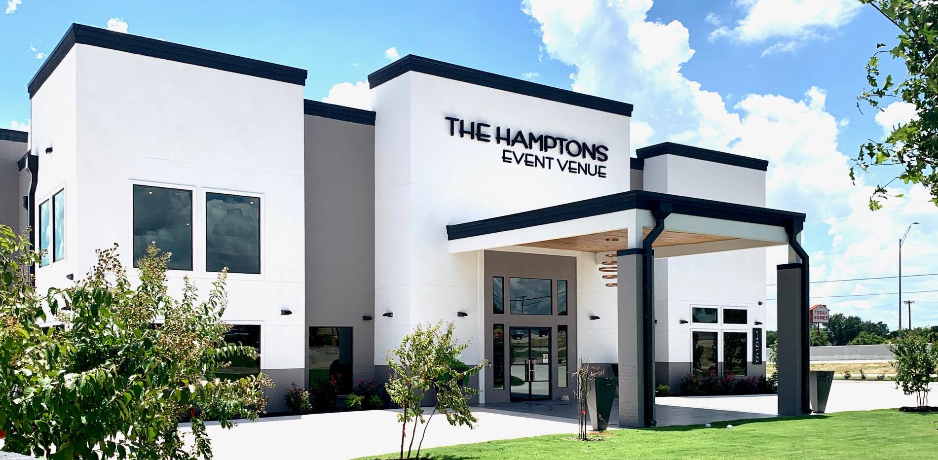 THE HAMPTONS EVENT VENUE