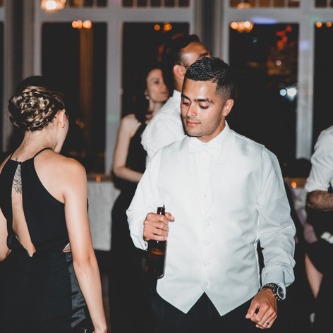 Justin & Melinda's Wedding