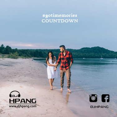 DJ HPang - #gotimemories Countdown
