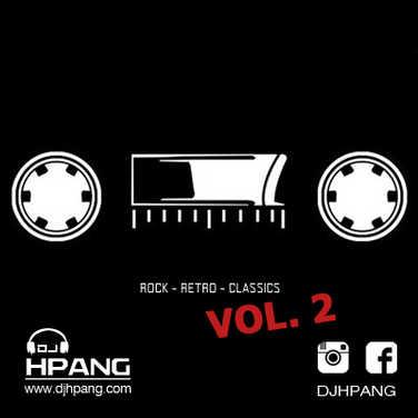 DJ HPang - Rock Retro Classics Vol 2