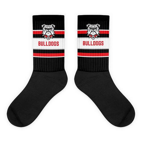 """Terrace Park """"Bulldogs"""" Socks"""