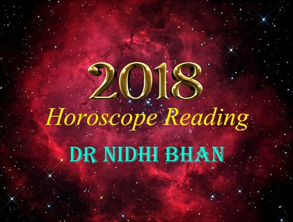 2018 Horoscope Reading
