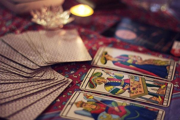 Astrology Tarot Combination