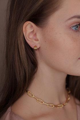 Sadie Hoop Earring