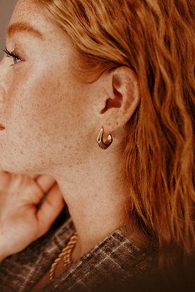 Gold Ellie Earring