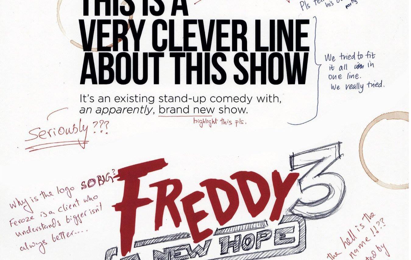 Freddy - A New Hope