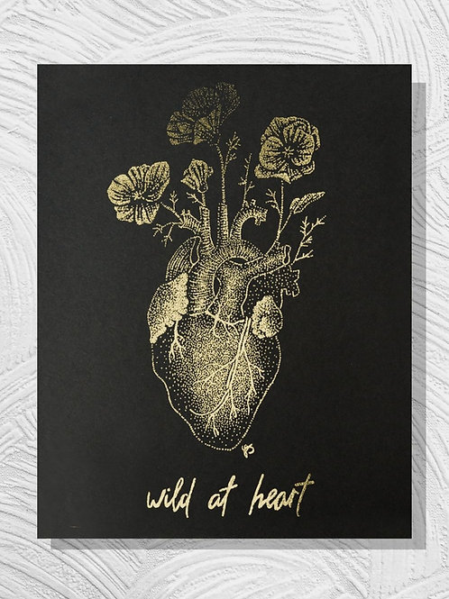 Wild at Heart (With Words)