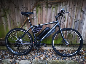 FOR SALE - Electric Mountain bike £875 click for details