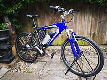 Sam's electric bike conversions - MTB
