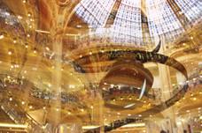 STARS - GALERIES LAFAYETTE - PARIS 2007