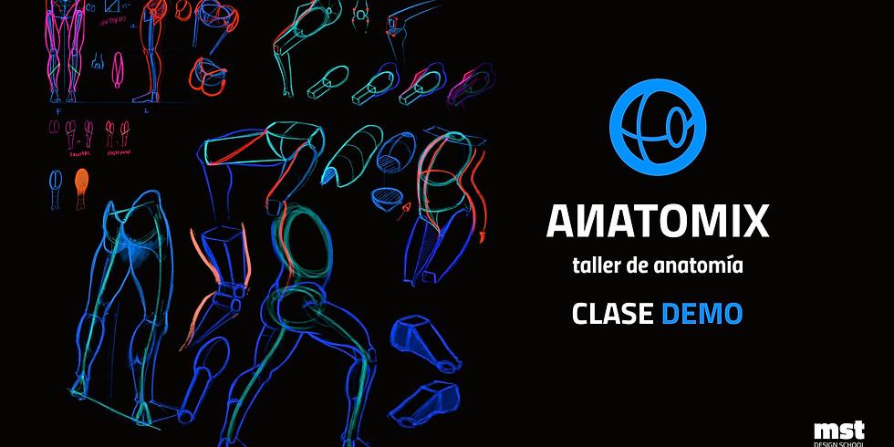 Clase Demo ANATOMÍA