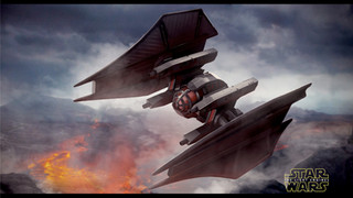 StarWars: Light Engines