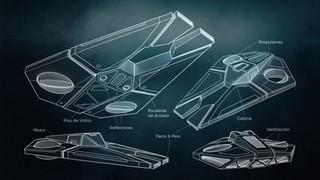 ARS09: TRON Vehicle Concept