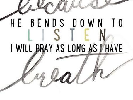 He Listens