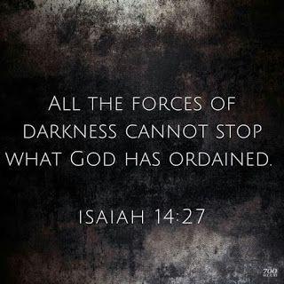 God Prevails