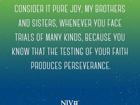 Joy in the Trial