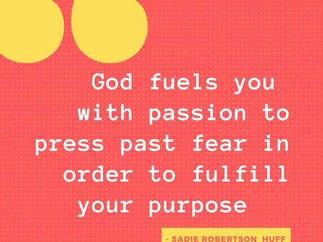 Passion to Pursue