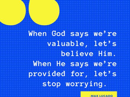 God's Got You