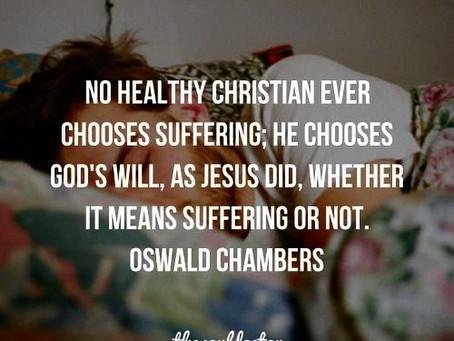 Choosing God's Will