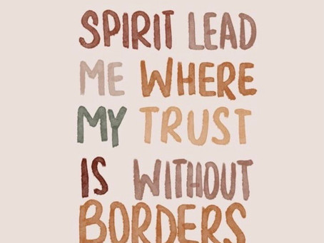 Trusting Our Unlimited God