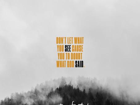 Discouraged?