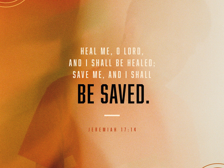 Healed & Saved