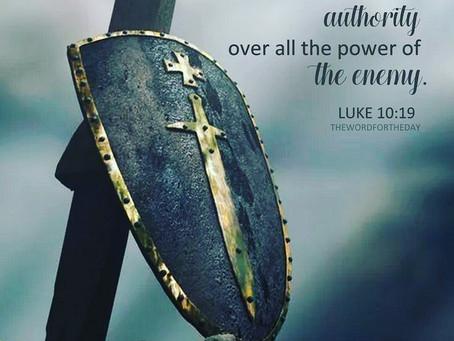 Prayer is a Battle