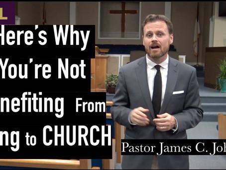Strengthened Through Church