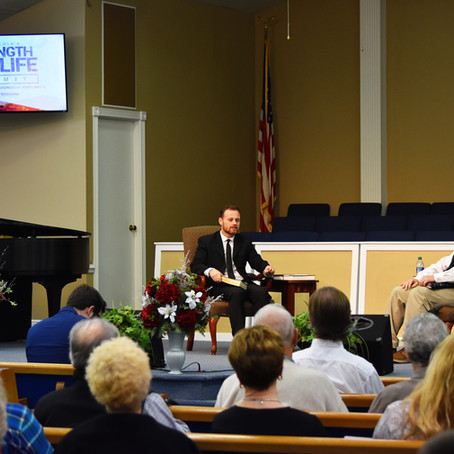 Church Strengthened Through 2020 Summit