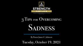 Tips for Overcoming Sadness