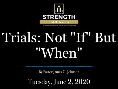 """Trials: Not """"If"""" But """"When"""""""