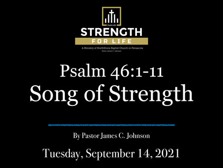 Song of Strength - Psalm 46