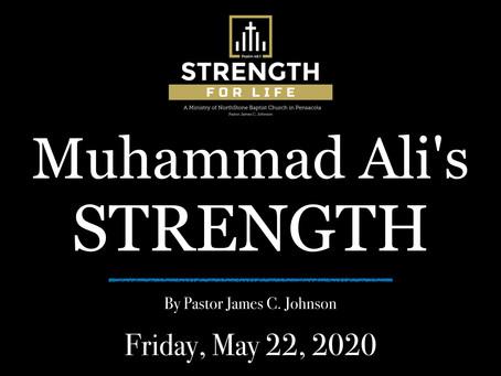 Muhammad Ali's Strength