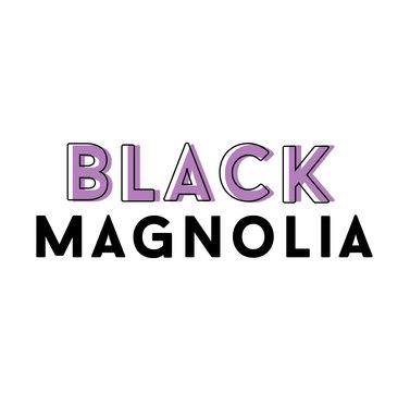 Black Magnolia Logo