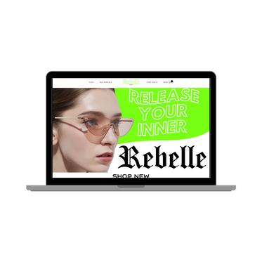 Style By Rebelle Website