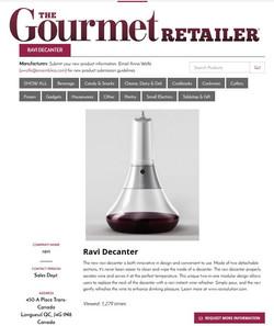 Gourmet Retailer