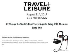 Travel + Leisure 8.31.17