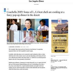 LA Time - Coachella