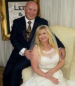The Big Wedding Chair