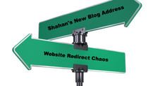REDIRECTING FANS TO YOUR NEW BLOG