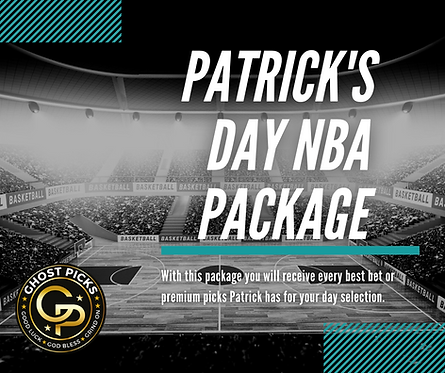 Patrick's NBA Day Package