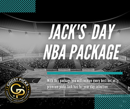 Jack's NBA Day Package