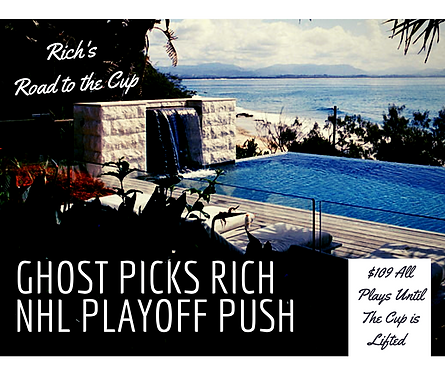 Rich's NHL Road to the Cup