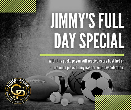 Jimmy Day Package