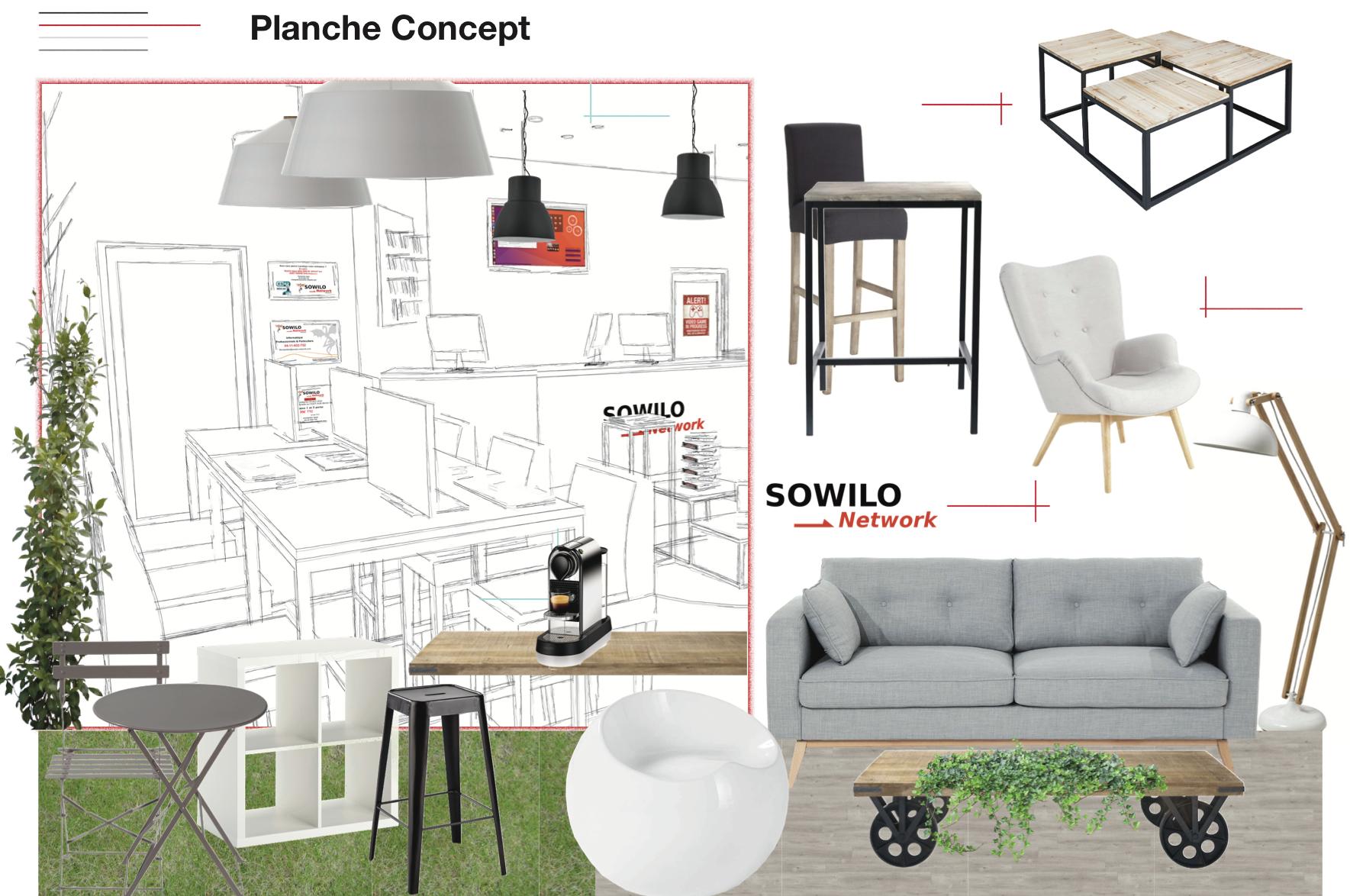 Planche Concept