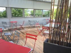 Terrasse Piment