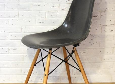 L'indémodable chaise DSW de Eames