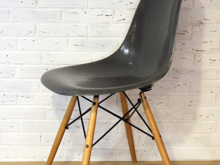 L'indémodable chaise DSW de Eames